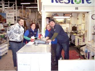 ReStore-Volunteer