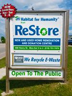 ReStore Sign
