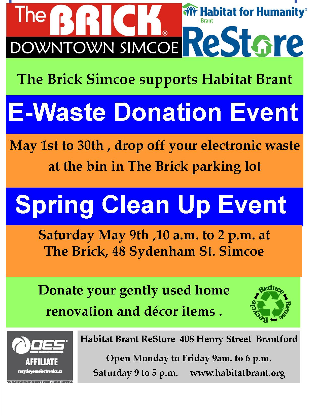The Brick ewaste event 2015