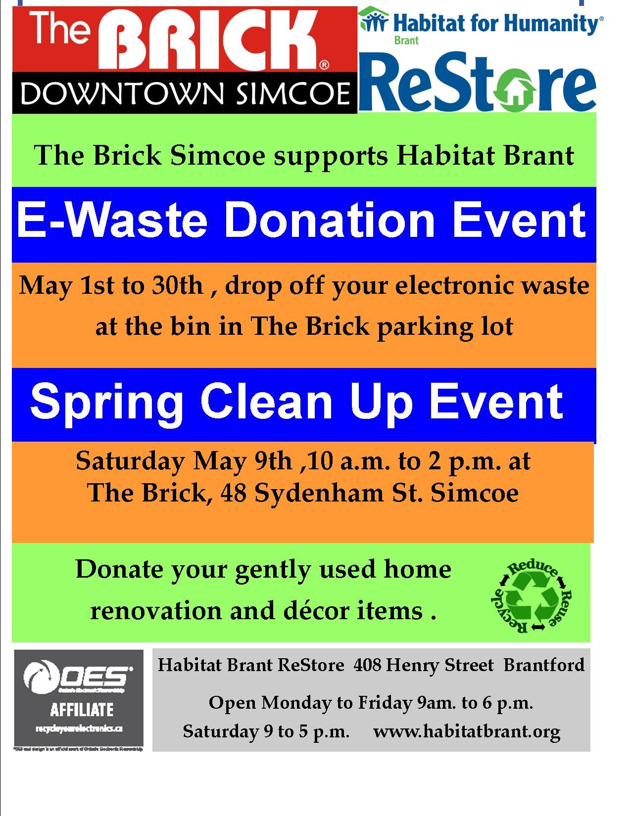 The Brick ewaste event 2015