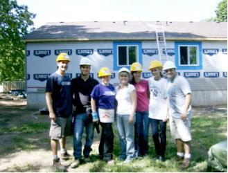 Group-Volunteering